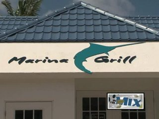 Ribbon Cutting Ceremony and Grand Opening of Marina Grill