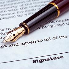 Signing Ceremony $2M USDA CF Direct Loan