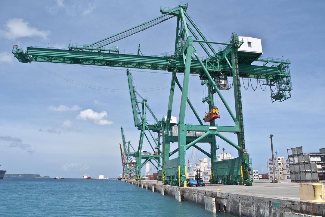 Port Crane Re-Certification