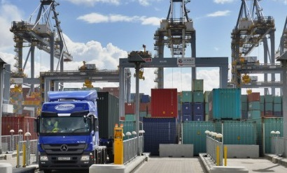 Port deploys new state of the art mobile cargo container/vehicle screening system